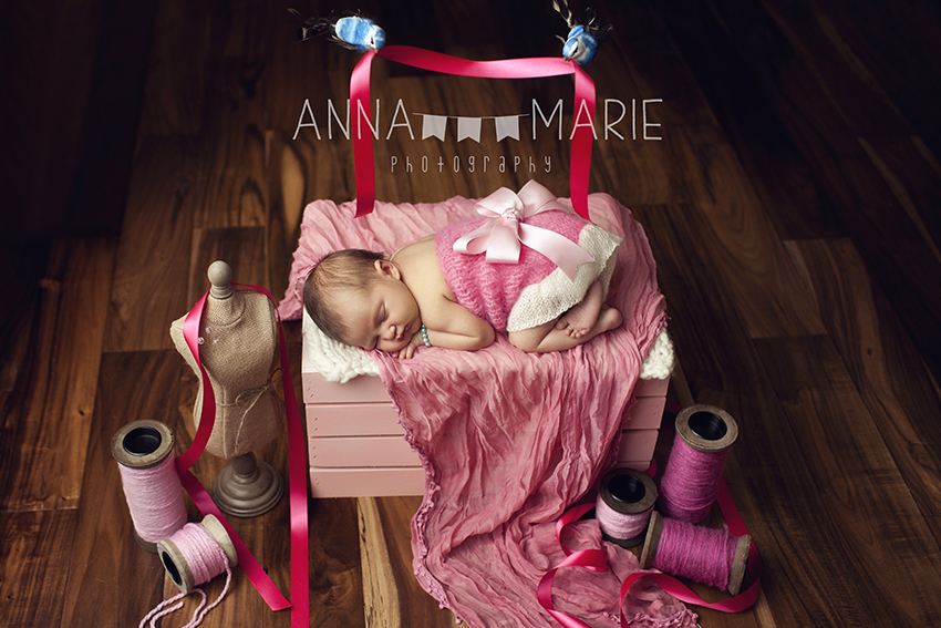 disney princess newborn photographer