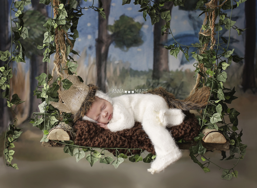 Newborn Photographer KC